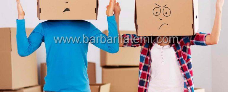 باربری امیر آباد – بسته بندی