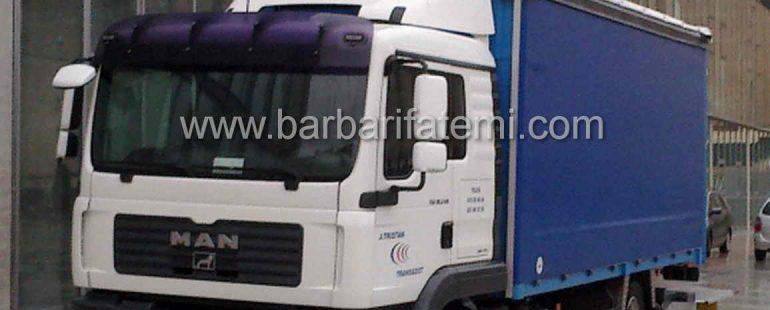 باربری امیر آباد – حمل و نقل اثاثیه