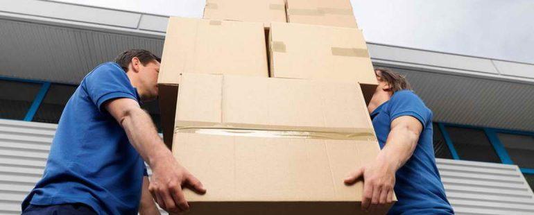 بسته بندی اثاثیه در باربری فاطمی